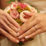 ハーフエタニティの結婚指輪はつけっぱなしできる?