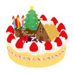 クリスマスケーキ、キャラクターもの2019!子供が喜びそうなものご紹介!