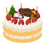 クリスマスケーキの意味って何?世界のクリスマスケーキもご紹介!