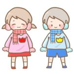 幼稚園で防寒対策してる?制服のスカートやズボンの下はレギンス?