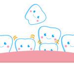 乳歯の生え変わりが遅い…永久歯が黄色い気がするのは気のせい??