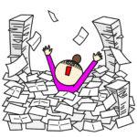 小学校の学習プリントを整理したい!どうやって整理したらいい??