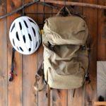 3人乗り自転車、荷物を運ぶアイデア!こんなリュックならいける!!